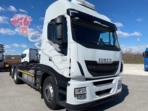 IVECO STRALIS AS480 2015 - cod.199