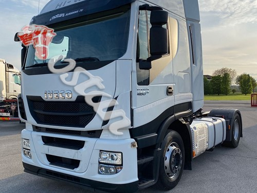 IVECO STRALIS AS480 2017 euro 6-cod.841