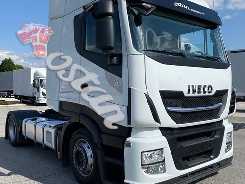 IVECO STRALIS AS480 Low Deck - cod.318