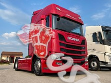 SCANIA NEW GENERATION 2018