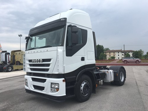 Stralis as 420 anno 2008 cambio manuale cube (rif.584)